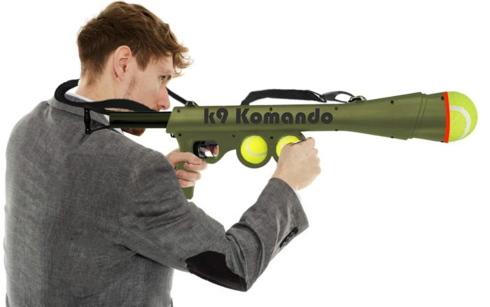 best Tennis Ball Launcher