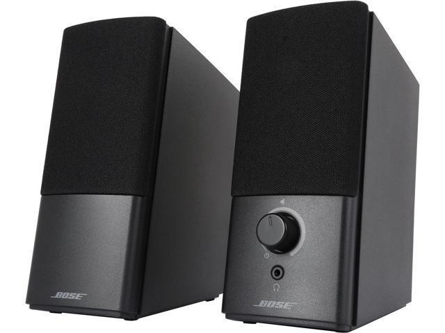Bose Companion 2 series III Computer Speaker