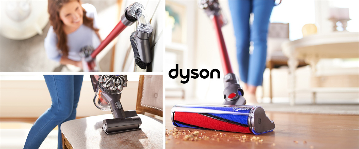 Image of: Attachments Dyson V6 Animal Cordless Vacuum Reviews Took Dyson V6 Animal Cordfree Vacuum review Complete Buyers Guide