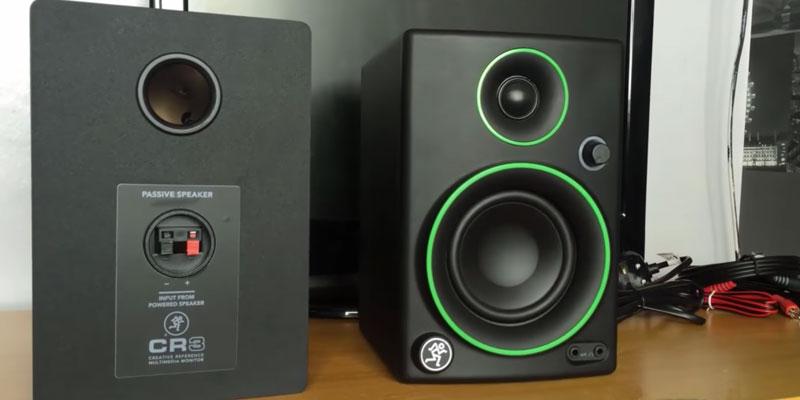 Mackie CR Series CR3 Computer Speaker