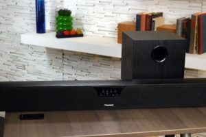 Pioneer SP-SB23W Review