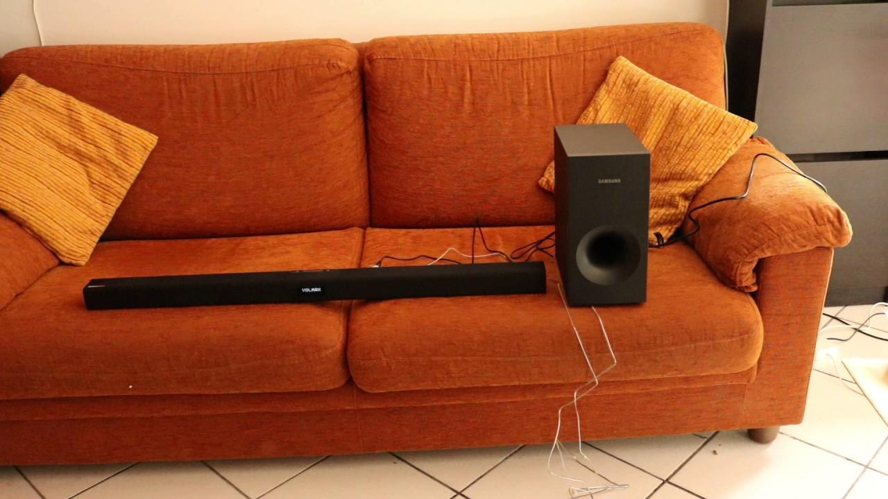 Samsung HW-J355 Soundbar