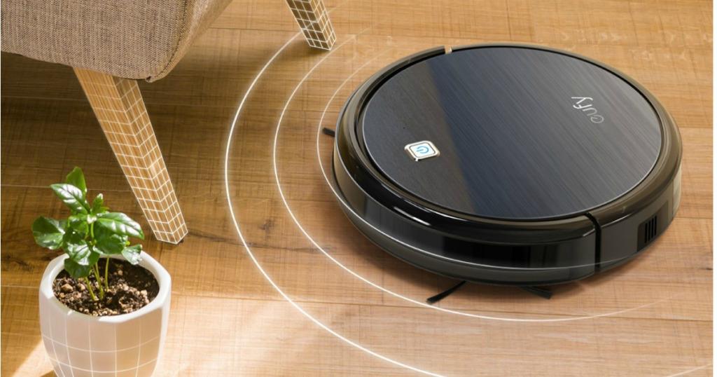 Eufy RoboVac 11 cordless vacuum cleaner