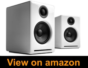Audioengine A2+ White (Pr.) 2-way