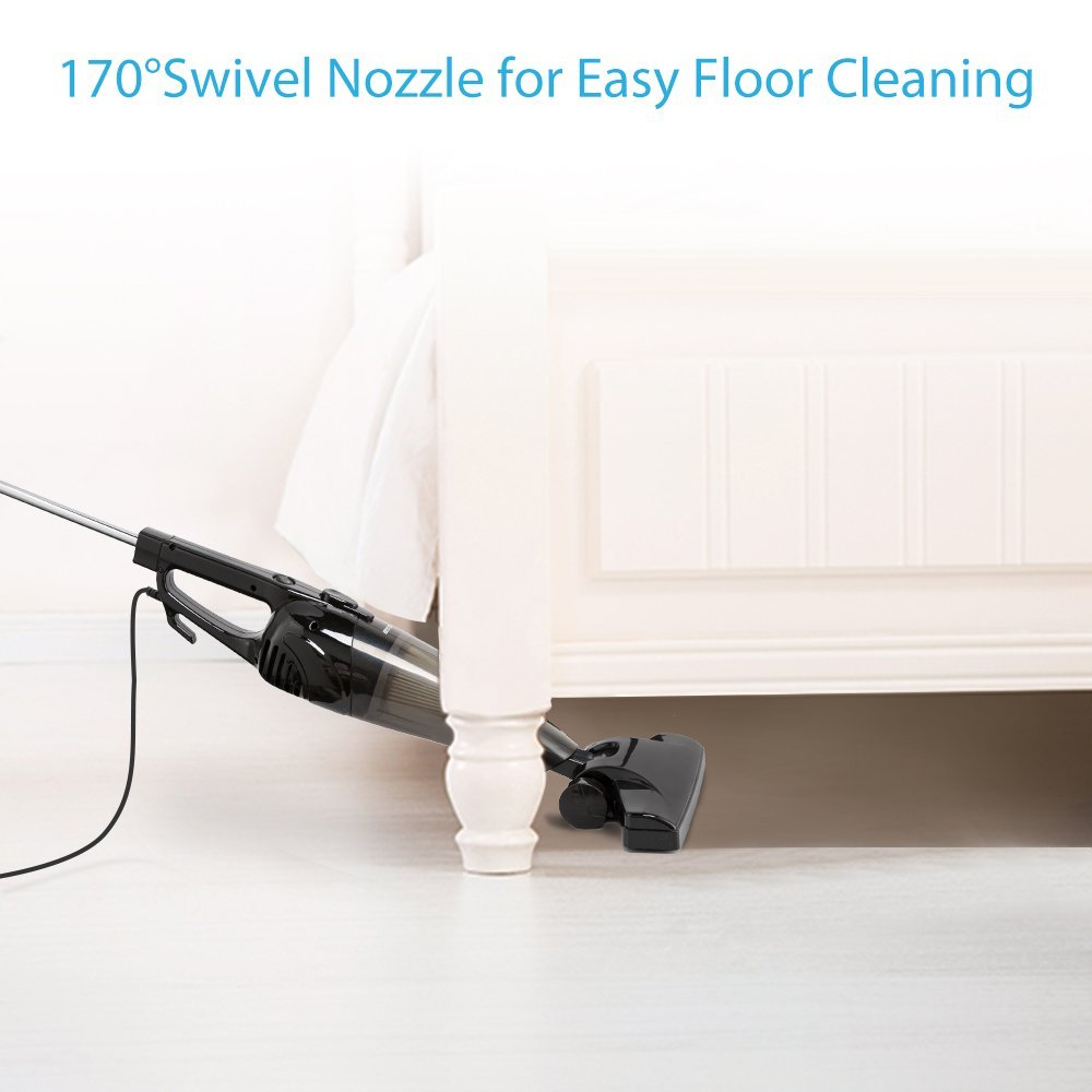 Bestek 2 in 1 Vacuum cleaner under 50 dollars
