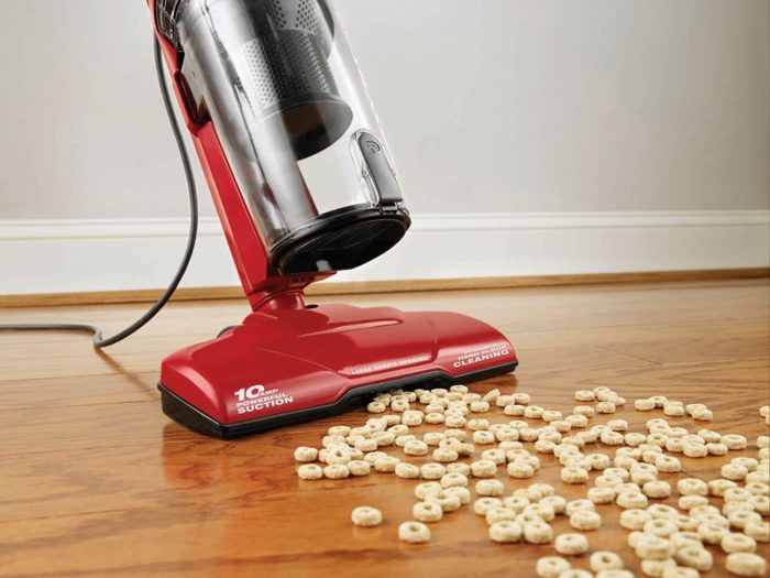Dirt Devil Corded Bagless Vacuum for Hard Floors
