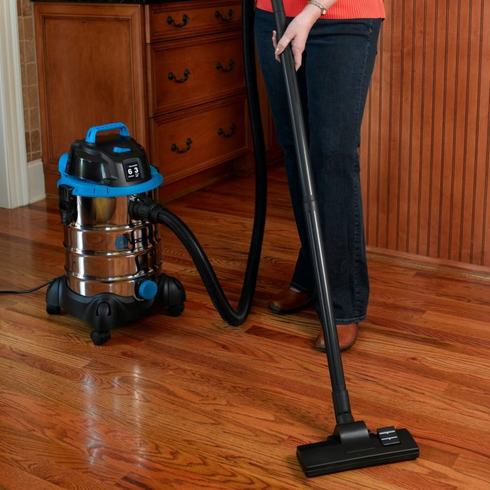 vacmaster 6 Gallon wet:dry vacuum