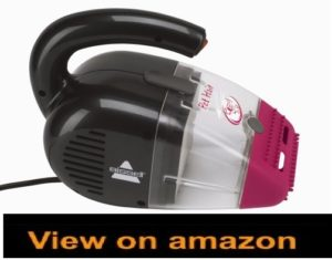 Bissel Pet Hair 33A1 - Best Vacuum for Pet Hair