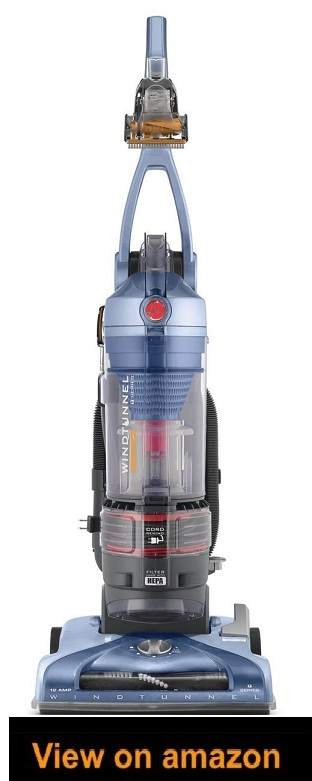 Hoover T-series UH70210 - Best vacuum for pet hair and hardwood floors