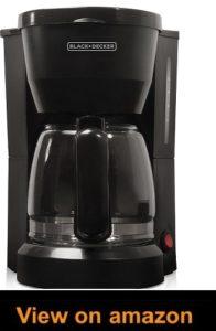 Black & Decker DCM600B Coffee Maker