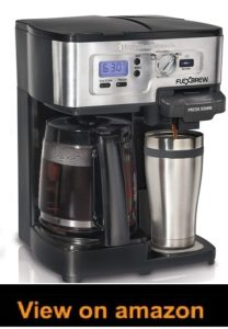 Hamilton Beach 2-Way FlexBrew Coffee Maker 49983A