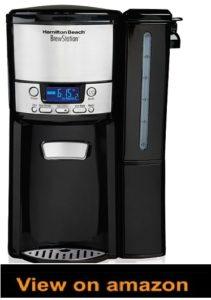 Hamilton Beach Programmable BrewStation Dispensing Coffee Machine